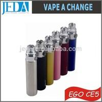 Jeda Electronic cigarette ce5-s ce5 e cigarette, u a e sex ego ce5 set e-ciga