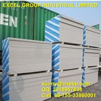 fireproof moisture-proof gypsum board for drywall partition