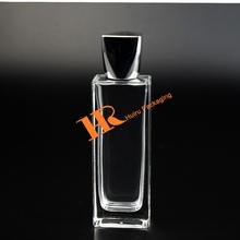 60ml Glass Perfume Bottle Cuboid Man Perfume HR-P68