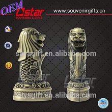 2015 New Model customized polyresin bird figurine OEM ODM