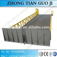 Great CE BV certification portable mobile loading ramp yard ramp
