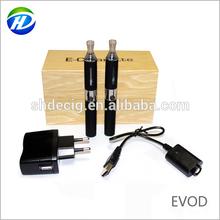 newest original design e smart electronic cigarette ego evod electronic cigarette side effects