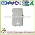 12 núcleos de fibra óptica caixa de terminação sem adaptador