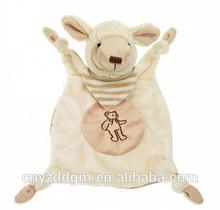 custom blankets/sheep head baby or children blankets