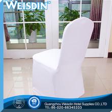 printed manufacter spandex/nylon lycra chair covers with organza sash