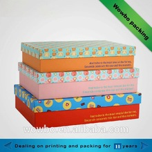 Fashional and cute gift paper box,packaging box