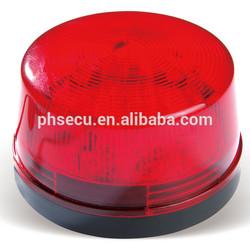 Red led mini strobe light