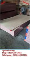 decorative Natural ash / oak veneer Fancy Plywood Sheet for furniture usage to Canada market