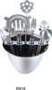 Luxury stainless steel small cooler bucket wine set