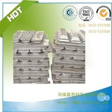 Aluminum ingot FOR Manufacturing Automotive