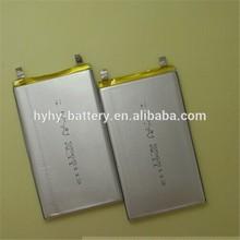 5565113 5.5*65*113mm 3.7v 5000mah lipo battery
