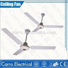 Hot selling 48 or 56inch solar dc fan dc brushless fan 12v or 110V dc ceiling fan