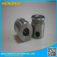 MK7 gear wheel stainless steel 3D printer extrusion head extruder gear