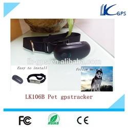 LKGPS LK106B 2105 new pet product OEM gps cat trackerfor cat, kids, elderly, car, pet, asset