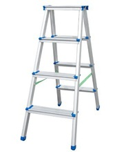 Household Double Sides Aluminum Step Ladder,