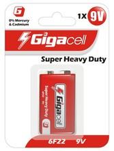 Carbon Zinc 6F22 / Dry battery