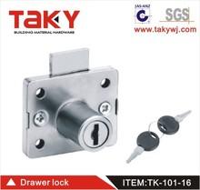 101-16 high quality drawer lock combination lock