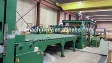 LMS HR Steel Hydraulic Cut To Length Line / Cut to Length Machine