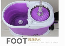 Popular OEM Item 360 degree rotating strong pedal spin mop