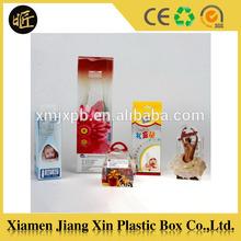 Plastic box for paint brush