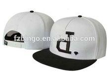 Make 100% Perfect Promotional snapback custom full cap sport caps