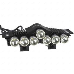 TrustFire TR-D013 3200 lumens bicycle light set XM-L 2 led bicycle front light programable led bike spoke light
