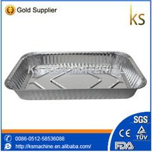 disposable aluminum foil airline tray