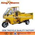 2015 175cc/250cc/300cc triciclo de carga de la rueda 3/4 chino barato coche eléctrico para la venta