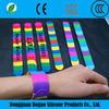Cheap Silicone Slap Bracelet, custom silicone Slap Band for gifts, print silicone slap wristband for promotion