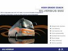 Silverbus 12M Luxury bus for sale