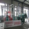 Trilladora de maíz manual del maíz / del maíz harina de máquina fresadora