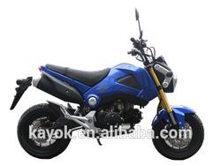 New Style High quality ChongQing KM125 125cc Min Racing Bike Cheap