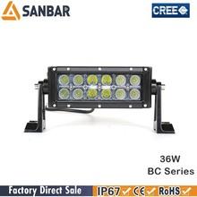van pick up light led light bar with anti-vibration