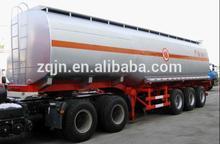 50000litres diesel fuel petrol oil tanker semi trailer / truck semitrailer