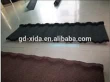Metal roof tile/metallic glazed ceramic tile/rustic metallic tiles