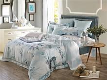 Tencel Bedding Set Series! 100% cotton printed fabric china home textile