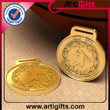 Custom design sport medal factory price