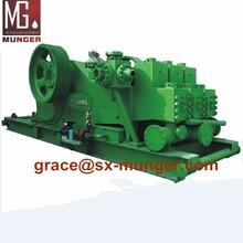 oil field F series triplex mud pump for drilling in China