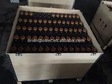 3VBS300 Forklift Battery / Model: OPFB-3VBS300-48V 300Ah Forklift Battery Series VBS158 Wide Lead Acid Battery for Traction