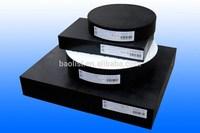 Elastomeric rubber bearings