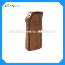 china supplier ego vaporizer wholesale e cigarette dry herb electronic cigarette box mod wood clone mod
