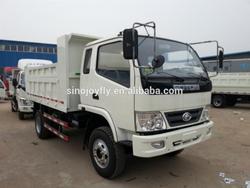 foton high quality truck body meat trucks