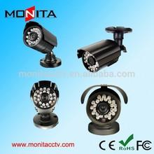 Economic Video Surveillance Camera CMOS 700TVL CCTV Camera Outdoor waterproof Bullet Camera Housing