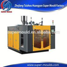 2015 5 gallon pc blow molding machine company price