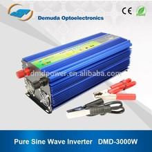 DMD 2015 solar panel 48v 220v 3000w pure sine wave inverter 12V 220V inverter circuit diagram