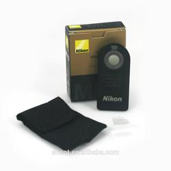 ML-L3 Wireless IR Remote Control for Nikon D7100 D7000 D5200 D5100 D5000 D40X