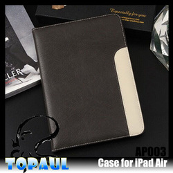 durable leather waterproof shockproof case for ipad air