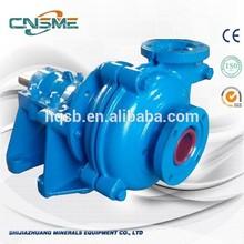 China High quality kirloskar slurry pump driven by diesel engine