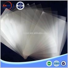 High quality a3 transparent pet film for laser printer