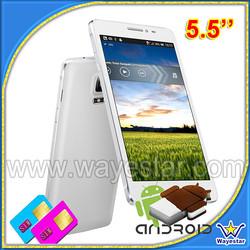 "wholesale mobile phone 5.5"" with 1g ram 8g rom 3g dual sim phone"